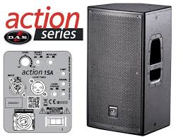 d.a.s audio action 15a